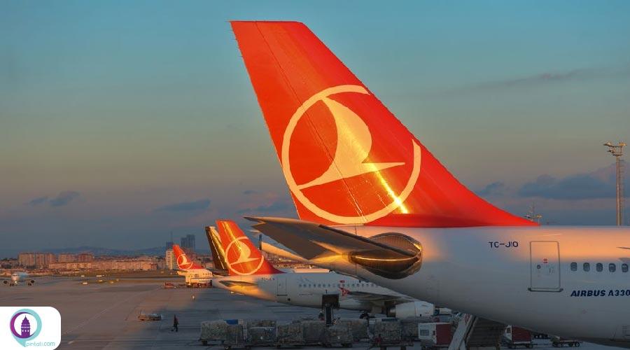 پرواز های ترکیش ایرلاین به ارومیه