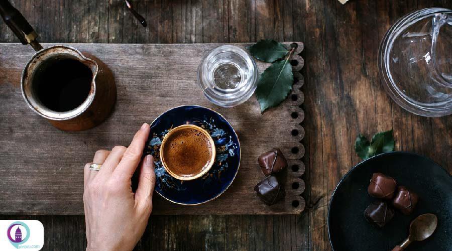 انواع قهوه ترک
