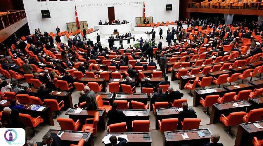 تغییر قانون اساسی ترکیه