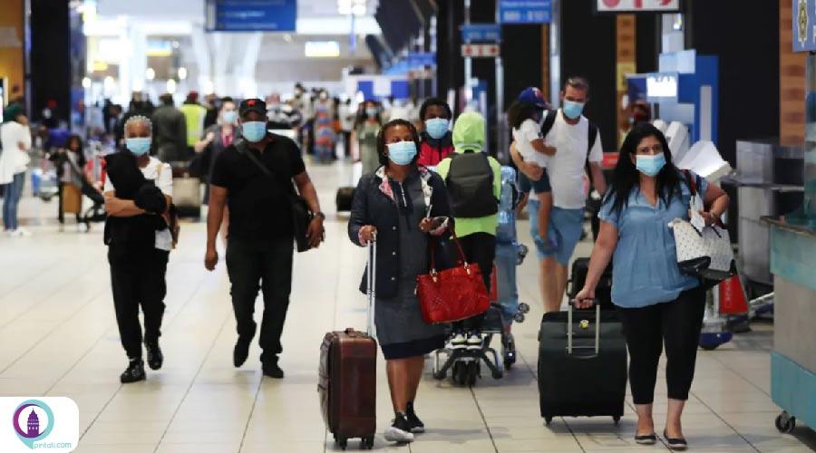 جابجایی مسافر از فرودگاه