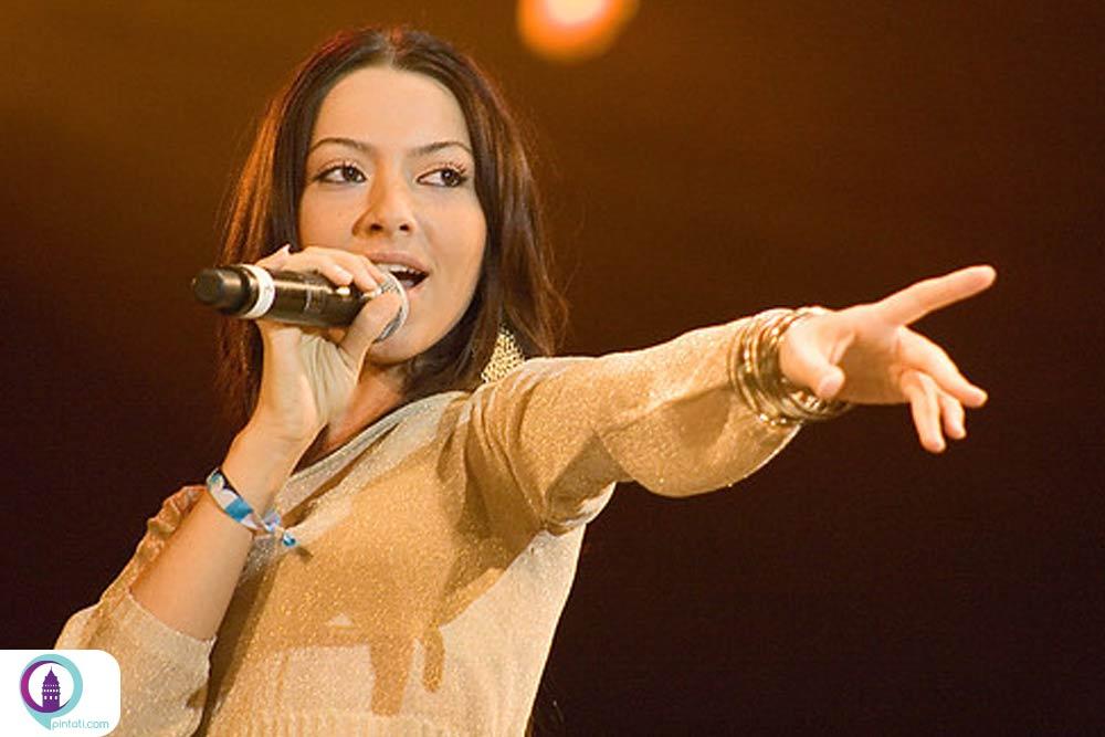 حادیثه خواننده جوان ترک
