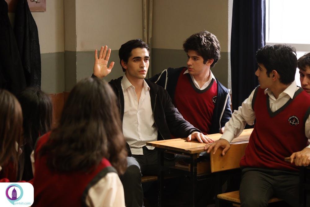 سریال معلم