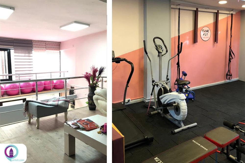 PinkFit Pilates Studio