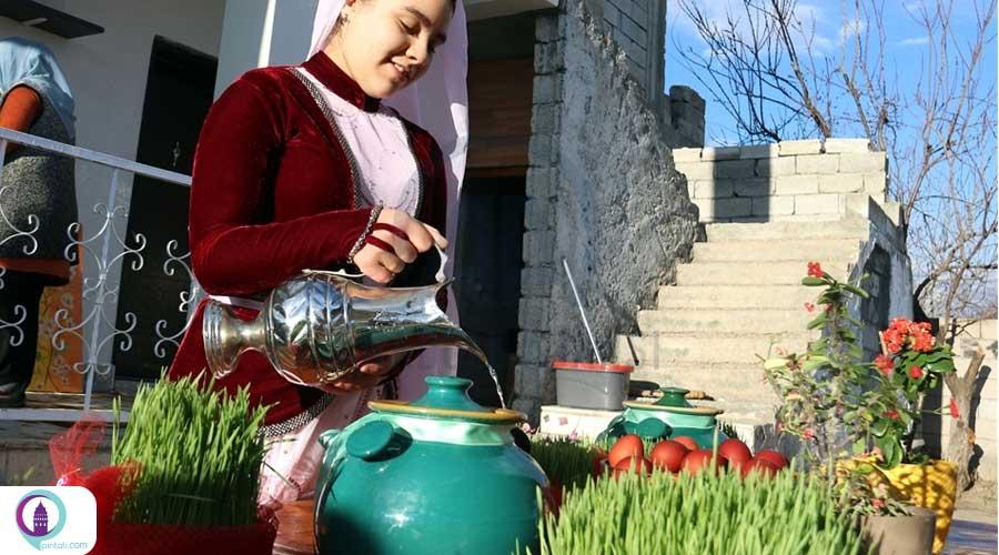 سمنی؛ نماد نوروز در ترکیه