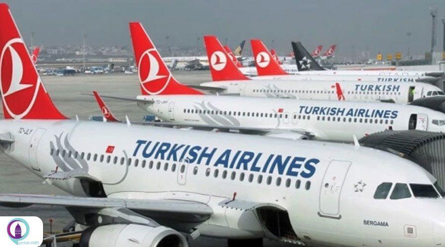 پیشی گرفتن ترکیش ایرلاینز از رقبای اروپایی خود