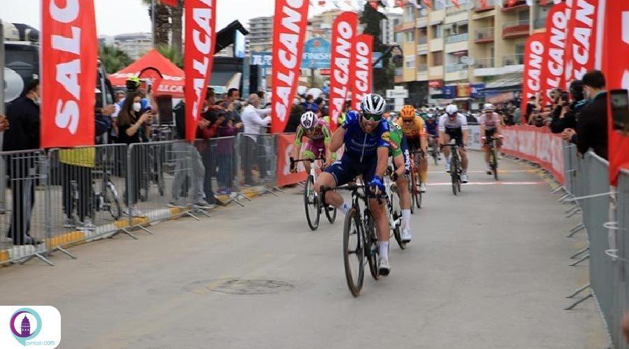 دوچرخهسوار اسپانیایی قهرمان تور دوچرخهسواری ریاست جمهوری ترکیه شد