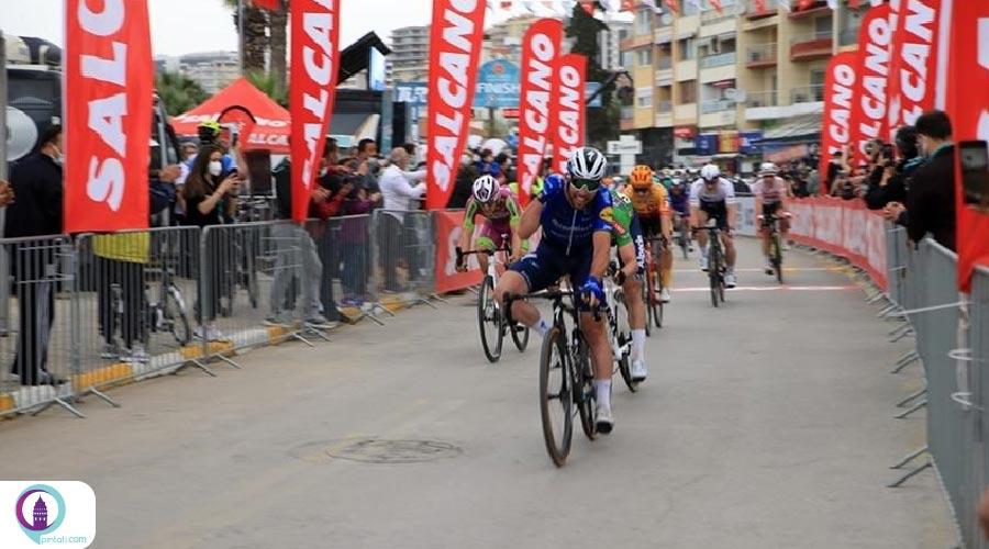 قهرمانی دوچرخه سوار اسپانیایی ترکیه