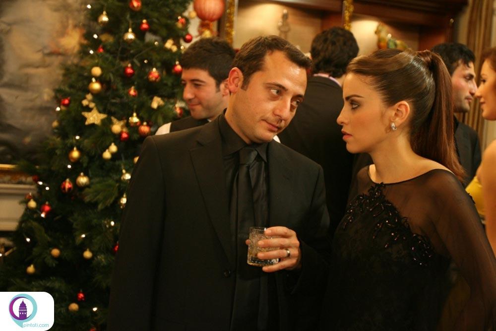 سریال ترکی از بوسه تا عشق