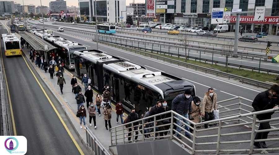 آمار کرونا در ترکیه
