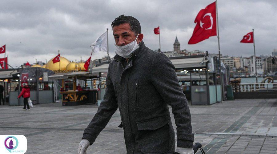 ابتلا به کرونا در استانبول طی ده روز اخیر 30 درصد کاهش یافت