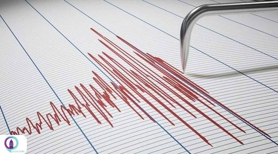 زمین لرزه 4.1 ریشتری در دریای اژه