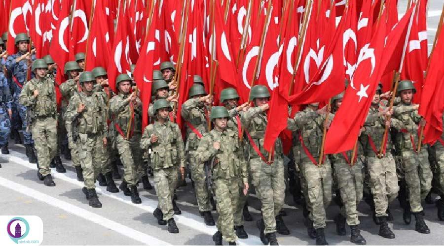 قوانین سربازی در ترکیه