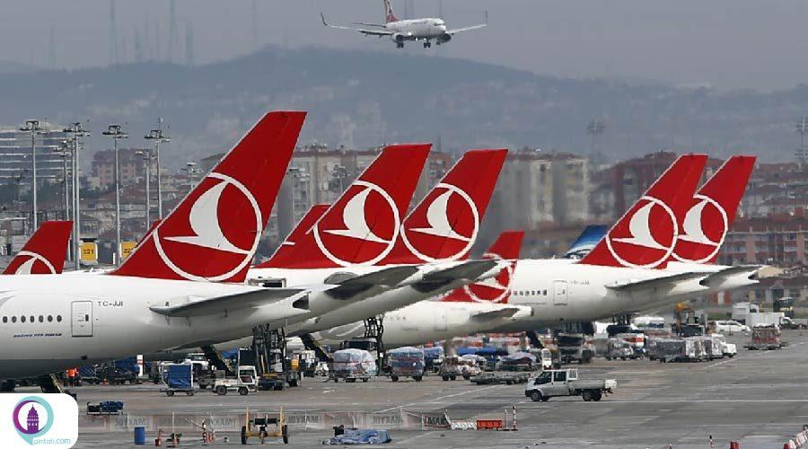 ستاد کرونا ایران با تعلیق پروازهای ترکیه موافقت نکرد