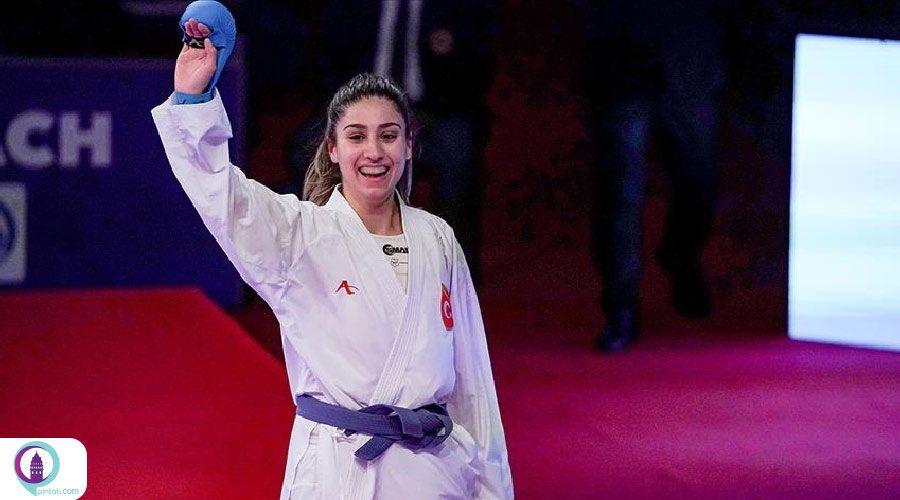 درخشش ملیپوشان ترکیه در مسابقات قهرمانی کاراته اروپا