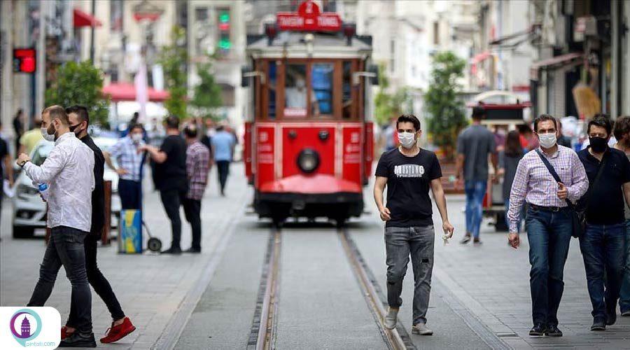 اعلام برنامههای عادی سازی تدریجی از سوی وزارت کشور ترکیه
