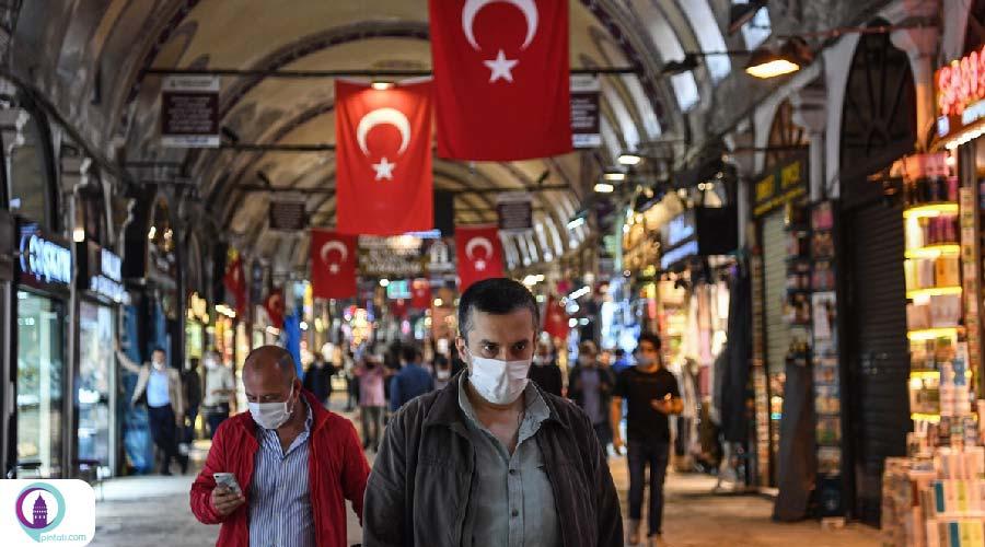 بخشنامه تدابیر عادی سازی تدریجی در ترکیه