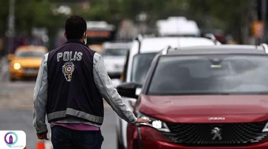 آغاز محدودیت تردد در سراسر ترکیه جهت مبارزه با شیوع کرونا