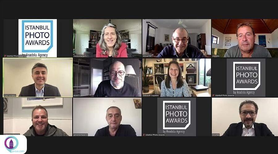 آغاز بررسی آثار ارایه شده به جوایزعکس استانبول 2021 خبرگزاری آناتولی