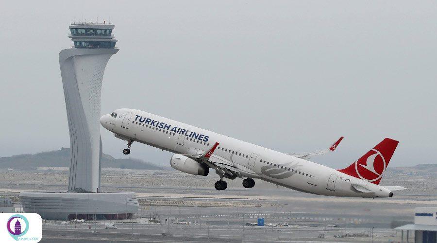 پروازهای گنجه استانبول از سرگرفته شد