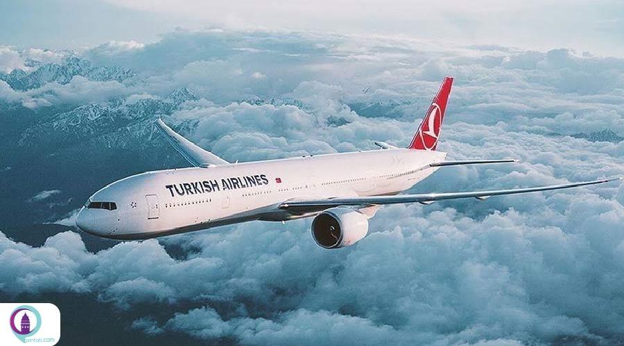 تعلیق پروازهای ترکیه به انگلیس