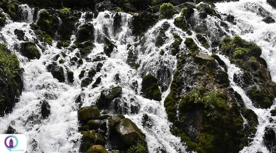 زیبایی خیره کننده آبشار تومارا