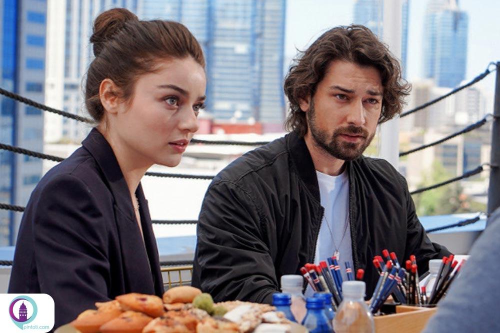 سریال ترکی داستان جزیره