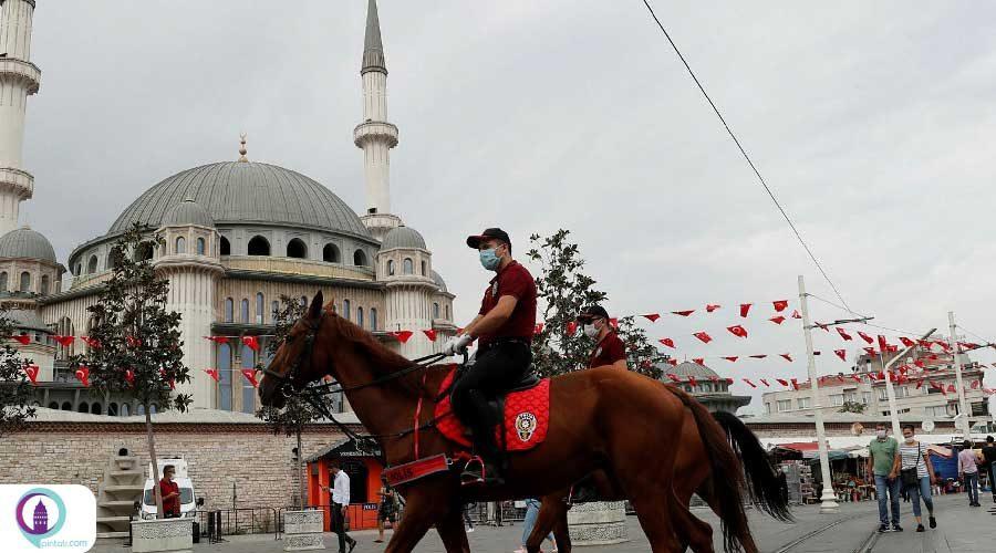 کاهش محدودیتهای کرونایی در ترکیه از اول جولای