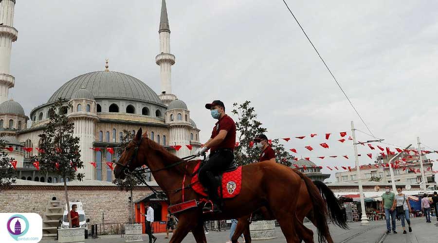 کاهش محدودیتهای کرونایی در ترکیه