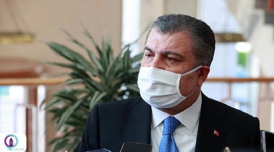 در ترکیه از هر چهار نفر یک نفر واکسینه شدند