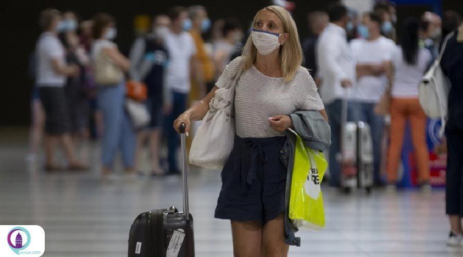 ورود اولین گروه گردشگران روسیه پس از دو ماه به آنتالیا