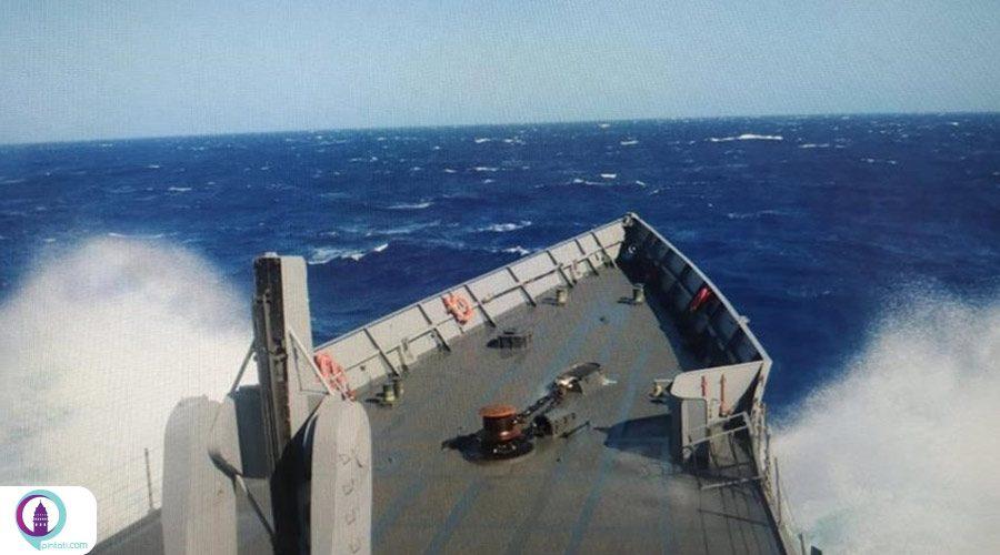 واژگونی قایق حامل 45 سرنشین در مدیترانه