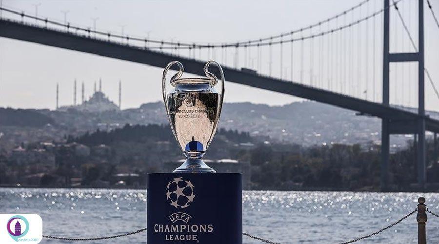 فینال لیگ قهرمانان اروپا 2023 در استانبول برگزار میشود
