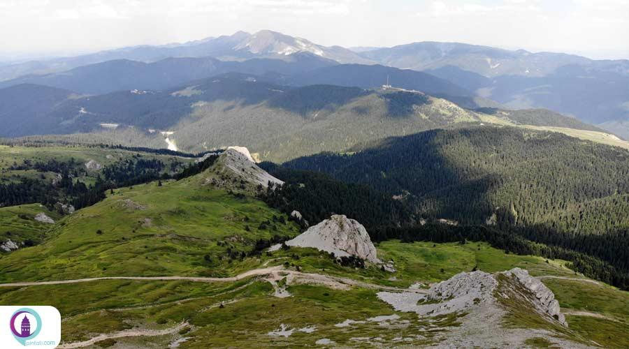 کوه ایلگاز در ترکیه