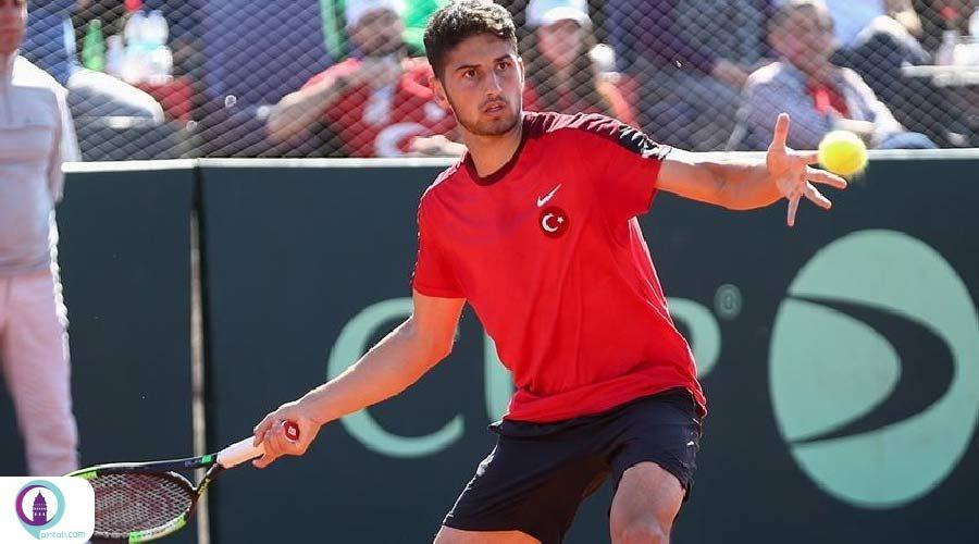 ملیپوش ترکیه قهرمان تنیس ایتیپی چلنجر تور شد