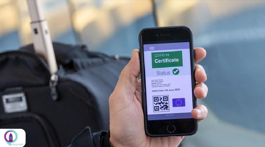 ورود ترکیه به سیستم گواهینامه دیجیتال واکسیناسیون کرونا اتحادیه اروپا