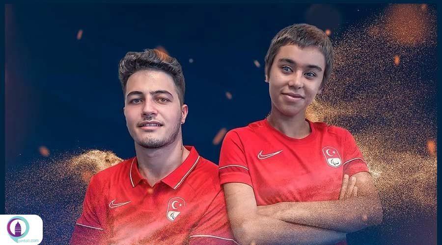 پرچمداران کاروان پارالمپیک ترکیه مشخص شدند