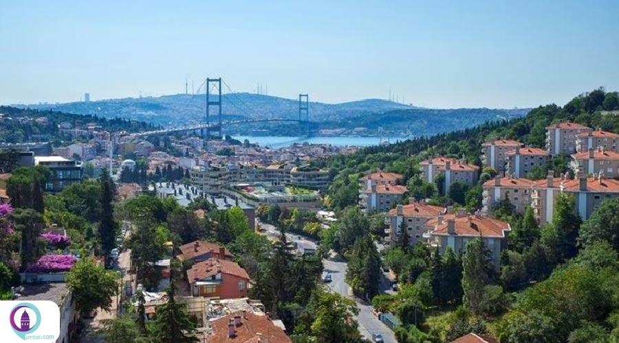 بیشترین تعداد فروش خانه در ترکیه