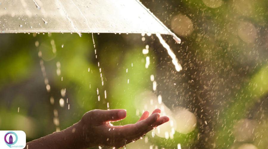 افزایش بارش باران در ژوئیه در ترکیه