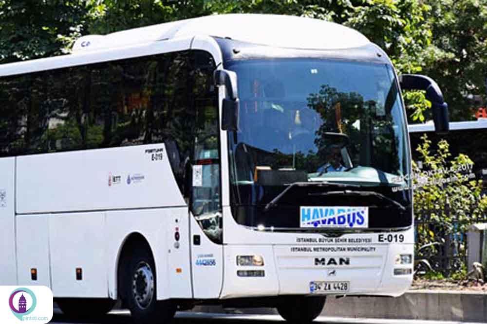 اتوبوس فرودگاه ۱۹-۱