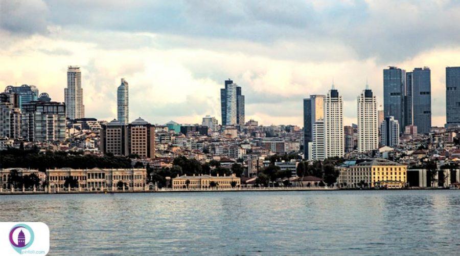 بشیکتاش گردی در استانبول با پین تاتی!