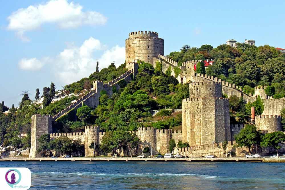 داستان جالب قلعه روملی حصار