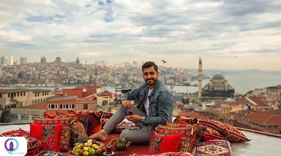 میدونید تحت استانبول کجاست؟