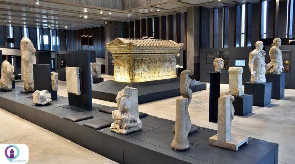 موزه تروای ترکیه