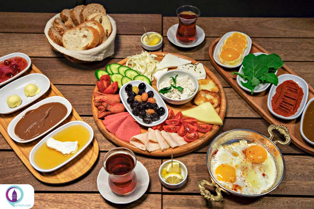 صبحانه ترکی 3