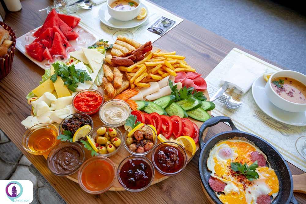 صبحانه ترکی 2