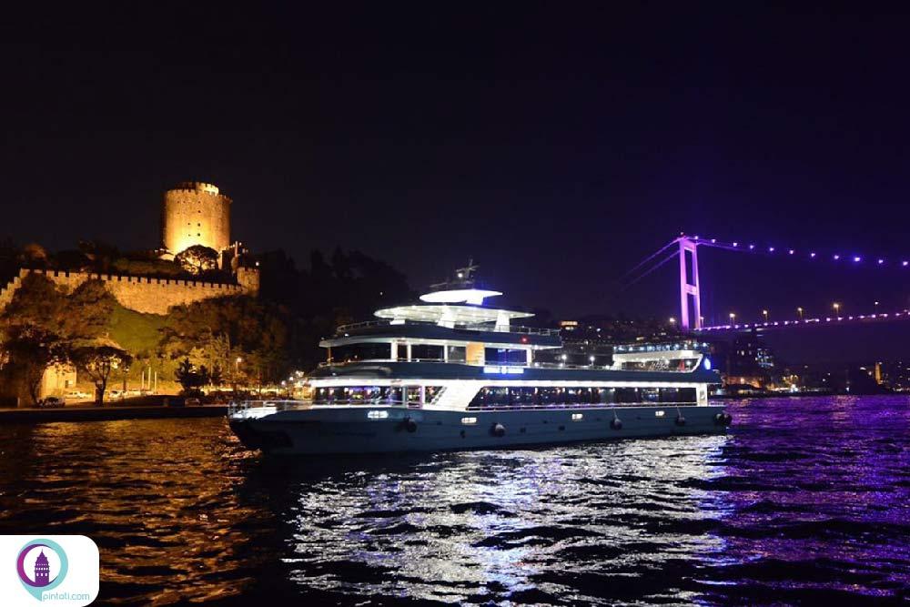 تفریحات شبانه استانبول 2