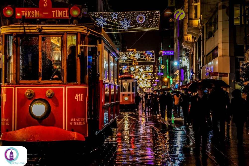 تفریحات شبانه استانبول 3