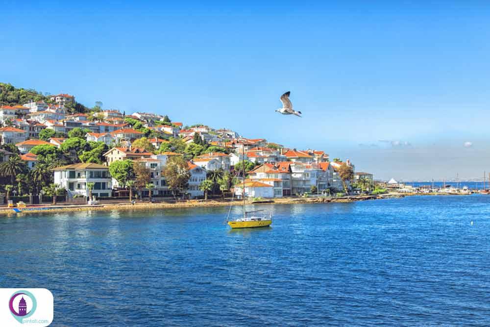 جزایر پرنس از لوکیشنهای رومانتیک استانبول