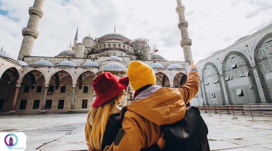 با ۴ تا از لوکیشنهای رومانتیک استانبول آشنا بشید